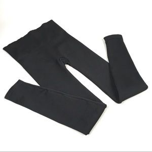 Spanx Look-at-Me Textured Leggings/Sample/Size S